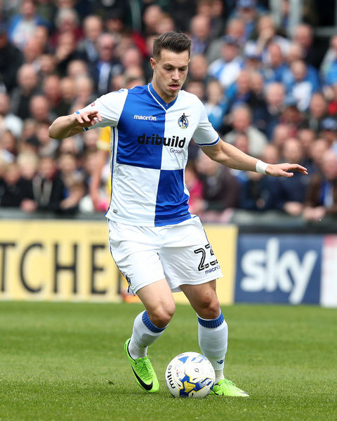 Billy Bodin of Bristol Rovers - Mandatory by-line: Gary Day/JMP - 30/04/2017 - FOOTBALL - Memorial Stadium - Bristol, England - Bristol Rovers v Millwall - Sky Bet League One