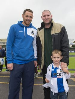 Bristol Rovers Open Day 260715