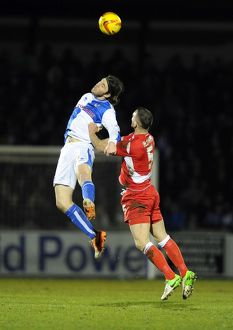 <b>Bristol Rovers v Accrington Stanley</b><br>Selection of 76 items