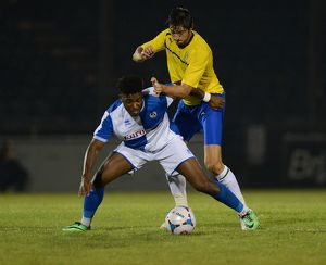 Bristol Rovers V Coventry City 010814