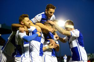 Bristol Rovers v Coventry City 261216