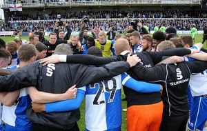 Bristol Rovers v Forest Green Rovers 030515