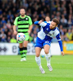 Bristol Rovers v Forest Green Rovers 181014