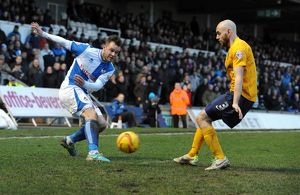 Bristol Rovers v Oxford United 080214