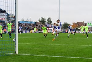 Bristol Rovers v Peterborough United 291016