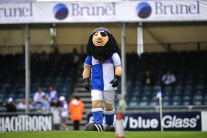Bristol Rovers V Scunthorpe United 100813