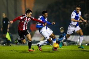 Bristol Rovers v Sheffield United 140217