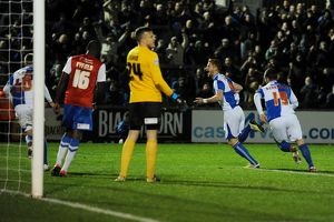 Bristol Rovers v York City 081113