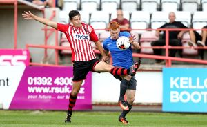 Exeter City v Bristol Rovers 160716