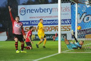 Exeter City v Bristol Rovers 281115
