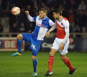 <b>Fleetwood Town v Bristol Rovers</b><br>Selection of 105 items