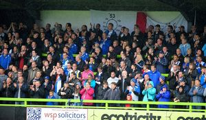 Forest Green Rovers v Bristol Rovers 250814