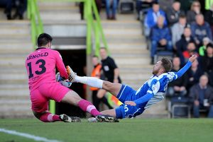 Forest Green Rovers v Bristol Rovers 290415