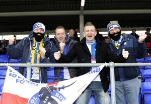 Hartlepool United v Bristol Rovers 150314