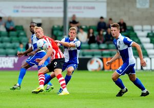 Lincoln City v Bristol Rovers