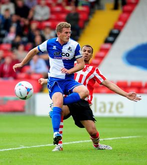 Lincoln City v Bristol Rovers 130914