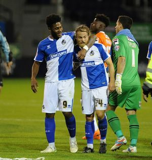 Luton Town v Bristol Rovers 180815