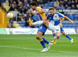 Mansfield Town v Bristol Rovers 171015