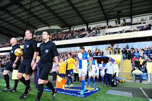 Oxford United v Bristol Rovers 021113