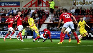 Swindon Town v Bristol Rovers 270816