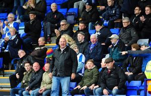 Tranmere Rovers v Bristol Rovers 081114