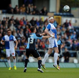 Wycombe Wanderers v Bristol Rovers 260414