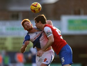 <b>York City v Bristol Rovers</b><br>Selection of 71 items